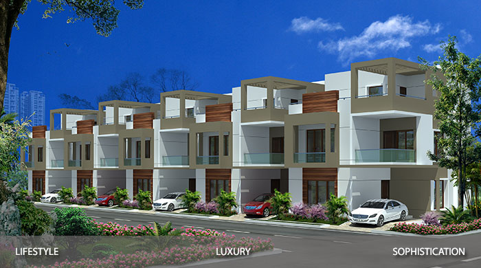 Luxury Villas Bangalore Villas North Bangalore